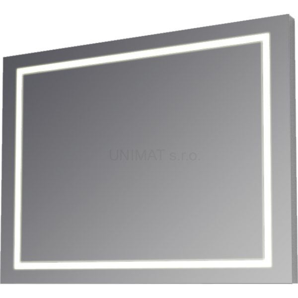 zrkadlo ELEMENT 12 800x600x40 LED