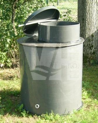 Vodovodní šachta plastová