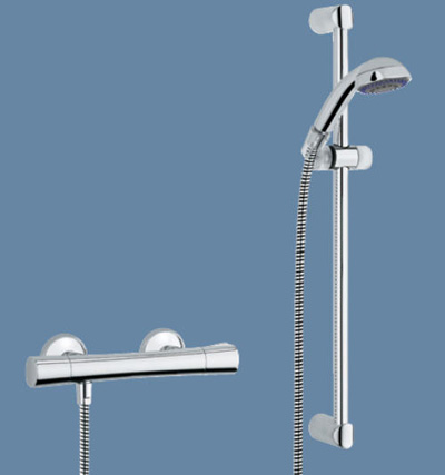 KLUDI TOPARA SHOWER DUO 6057605-93sprch.bat+set